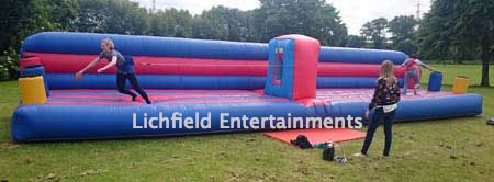 Eliminator Bungee Run Inflatable hire