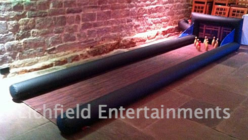 Games hire for your conference entertainments from Lichfield Entertainments UK