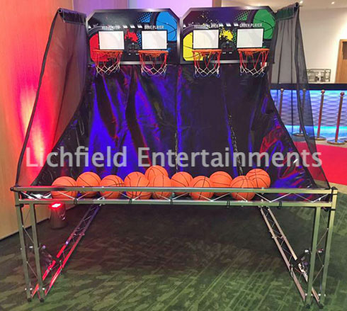 Conference Entertainment Hire. Conference activity and entertainment ideas from Lichfield Entertainments UK