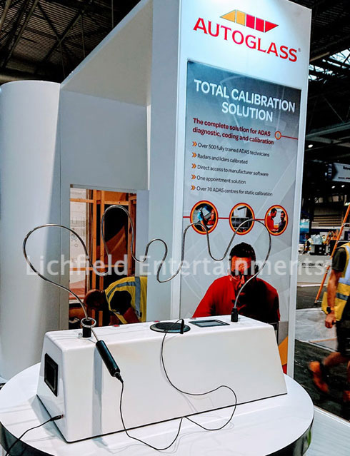 Buzzwire - Exhibition Stand Attraction and Game Hire.