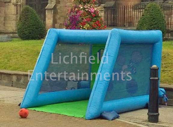 Football theme entertainments for hire